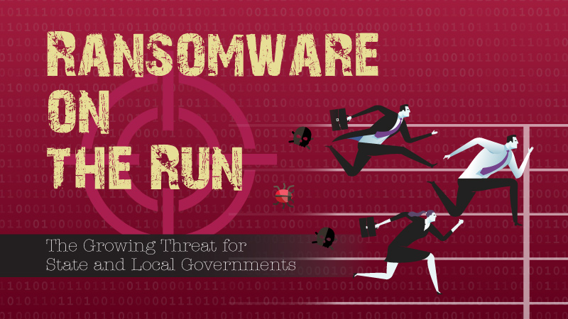 Ransomware on the Run