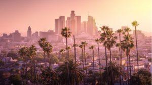 California los angeles LA