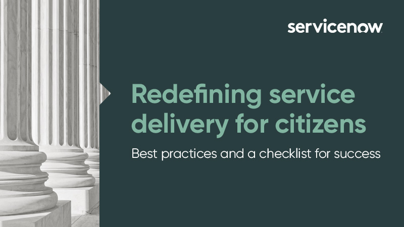 Redefining Service