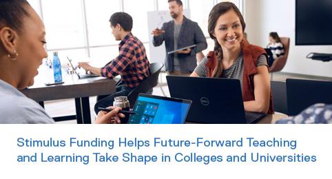 Higher Ed Stimulus Funding
