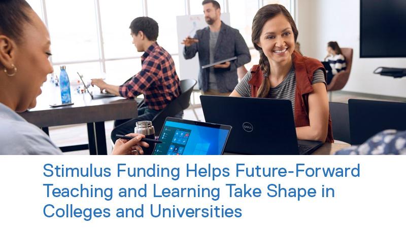 Higher Education Stimulus Funding