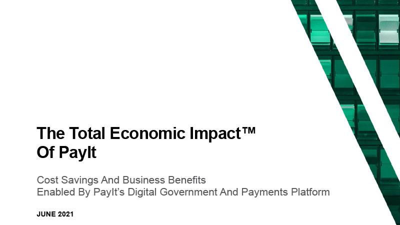 The Total Economic Impact